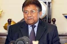 پاکستان نازک صورتحال سے گزررہا ہے ہمیں صرف پاکستان کے لئے سوچنا چاہئے،پرویزمشرف، ..