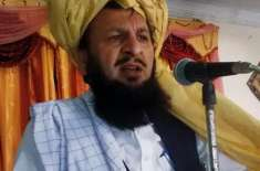 طالبان نے 765 غیر عسکری قیدیوں کی فہرست وزیر داخلہ کو دے دی ،مولانایوسف ..