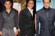 کیا شاہ رخ، سلمان، عامر بھارت چھوڑ کر جا رہے ہیں؟