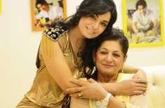 اداکارہ میرا کی والدہ شفقت بیگم کا (ن) لیگ میں شمولیت کا اعلان