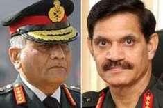 بھارتی فوج کے نامزد سربراہ پر سابق فوجی سربراہ کا الزام، سابق فوجی ..