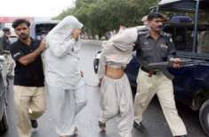 کراچی،گلشن حدید میں مغوی ڈاکٹر بازیاب ، مقابلے میں 3 اغوا کار بھی مارے ..