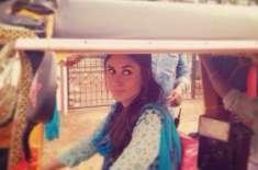 بالی ووڈ اداکارہ کرینہ کپور رکشا ڈرائیور بن گئیں