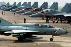 پاکستانی فضائی حدود سے آنے والے فلائٹ سگنلزنے بھارتی فضائیہ میں کھلبلی ..