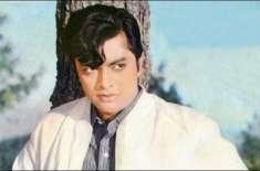 فلمی صنعت کے  سنہری دور کے چاکلیٹی ہیرو وحید مراد کی 34ویں برسی منائی ..