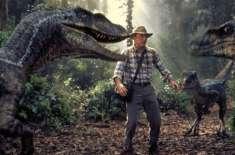 جراسک پارک سلسلے کی چوتھی فلم جراسک ورلڈ کا پہلا ٹیزر ٹریلر منظر عام ..