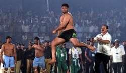 پاکستانی کبڈی ٹیم 19 جولائی سے بھارت میں شروع ہونیوالی کبڈی پریمیر لیگ ..