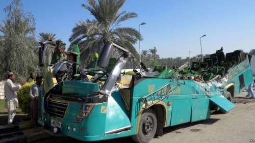 خیرپور ٹریفک حادثے کی تحقیقات ..