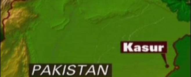 قصور،نامعلوم افراد نے فائرنگ سے تحریک انصاف کے مقامی رہنما مسعود بھٹی ..