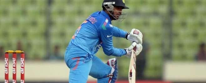 ایشیا کپ: بھارت کا پاکستان کو جیت کے لئے 246 رنز کا ہدف، روہت شرما ، امباتی ..