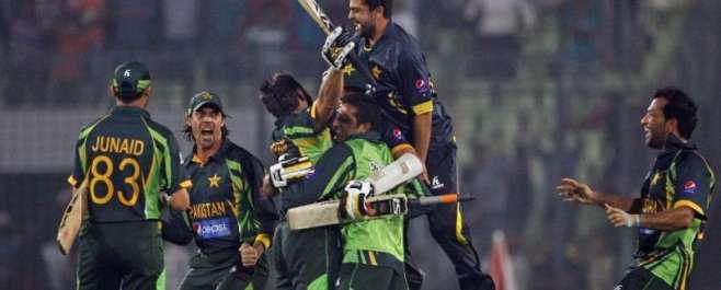 ایشیاکپ :پاکستان نے ہندوستان سے 'مشرقی پاکستان ' فتح کرلیا، آفریدی ..