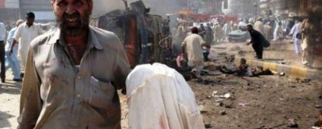 کوئٹہ کے سائنس کالج چوک پر دھماکا، 10 افراد جاں بحق، 30 سے زائد زخمی
