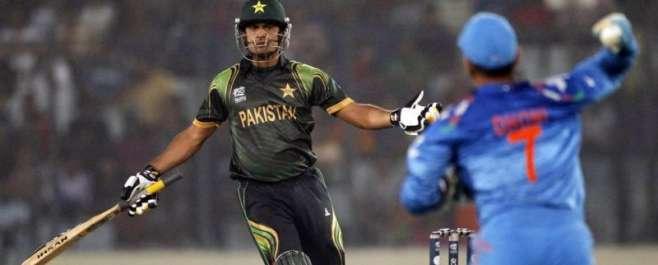 ورلڈ ٹی20، پاکستانی ٹیم بڑا سکور کرنے میںناکام، بھارت کو 130رنز کا ہدف ..