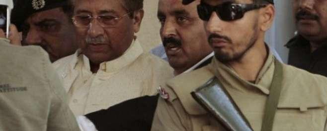 خصوصی عدالت نے پرویز مشرف کی بیرون ملک جانے کی درخواستیں مسترد کردیں ..