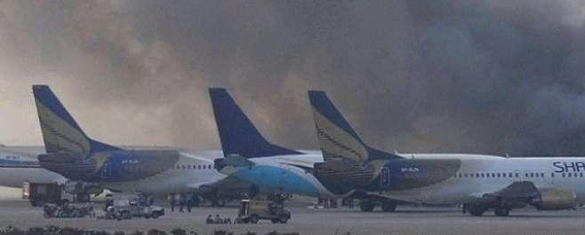 کراچی ایئرپورٹ پر حملے میں 19 افراد شہید، 10 دہشت گرد ہلاک