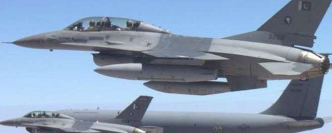خیبر ایجنسی کی وادی تیراہ میں جیٹ طیاروں کی بمباری، 15 دہشت گرد ہلاک