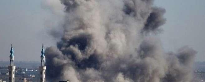 اسرائیلی جیٹ طیاروں کی تازہ بمباری میں مزید 14فلسطینی شہید ,تعداد 124ہوگئی,سینکڑوں ..