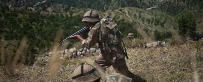 شمالی وزیرستان ، اسپین وام میں دہشت گردوں کا افغانستان سے پاکستانی ..