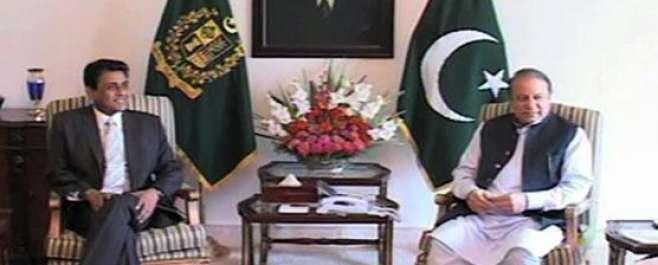 متحدہ وفد کی وزیر اعظم سے ملاقات ، مہاجر صوبے کے قیام کیلئے حمایت کا ..