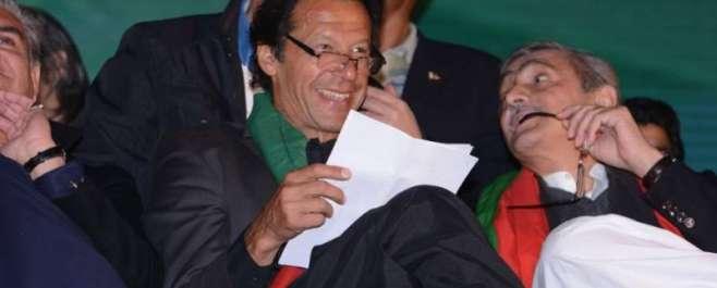عمران خان کا 16دسمبر کو ملک گیر ہڑتال کا اعلان