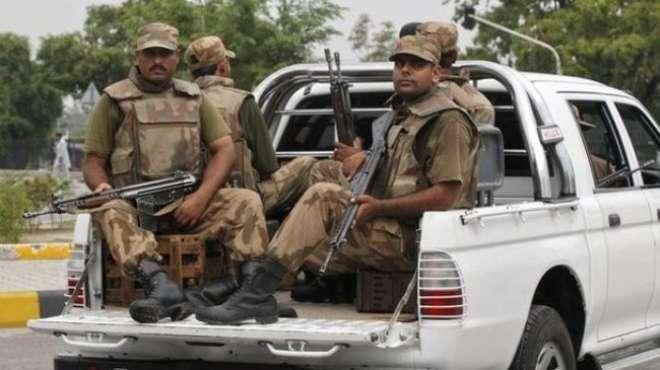 چمن میں سیکورٹی فورسز کی کارروائی، 2 دہشتگرد گرفتار