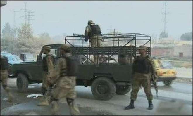 پشاور سینٹرل جیل میں قیدیوں کے درمیان تصادم، پاک فوج نے کنٹرول سنبھال ..