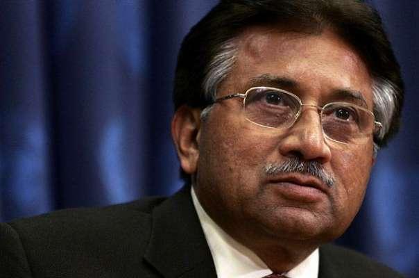 سابق صدرپرویز مشرف کے خلاف غداری کیس کی سماعت
