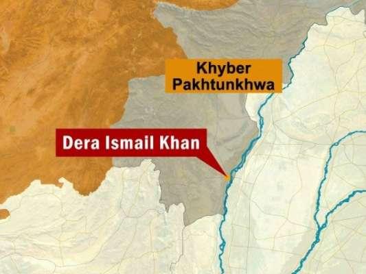 ڈیرہ اسماعیل خان،سیکورٹی فورسز کی فائرنگ،2خود کش حملہ آور ہلاک