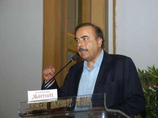 سپریم کورٹ آف پاکستان کے اٹارنی جنرل منیر ملک نے اپنا استعفیٰ و زیر ..