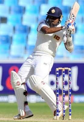 دبئی ٹیسٹ، سری لنکا388پر آؤٹ،پاکستان کیخلاف223رنز کی برتری