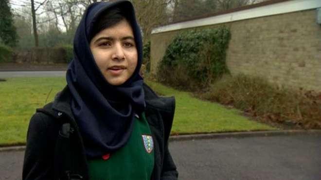 اعتزاز حسن کی جرات اور بہادری پر پوری قوم کو فخر ہے ، ملالہ یوسف زئی