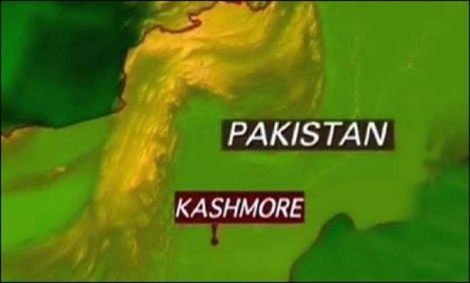 کشمور، پولیس چھاپے کے دوران خواتین،بچوں سمیت 8افراد کی دریائے سندھ ..