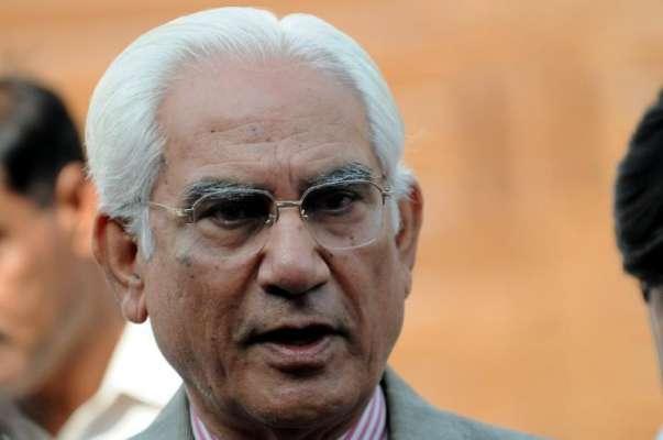 احمد رضا قصوری کی شعلہ بیانی، سوال پوچھنے پرصحافی کو بھارتی ایجنٹ قراردے ..