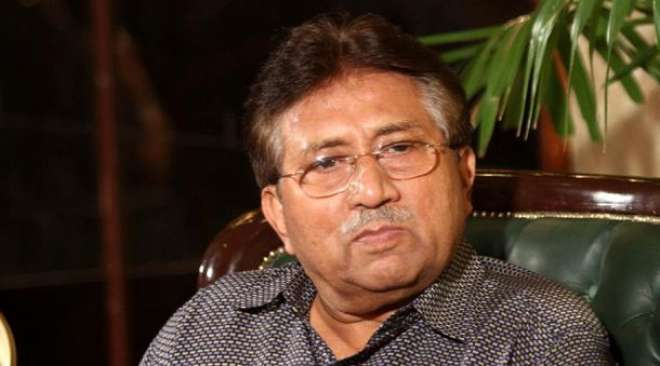غداری کیس، پرویز مشرف کی علامتی گرفتاری کیلئے پراسیکیوٹر کی درخواست ..