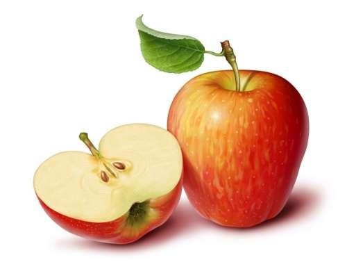 سیب کا استعمال دل کی بیماریوں ،گھبراہٹ، خفقان اور ہائی بلڈ پریشر کیلئے ..