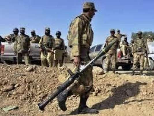 بنوں میں ایف سی قافلے پر حملہ طالبان نے خود کش ، سیکورٹی ذرائع نے بارودی ..