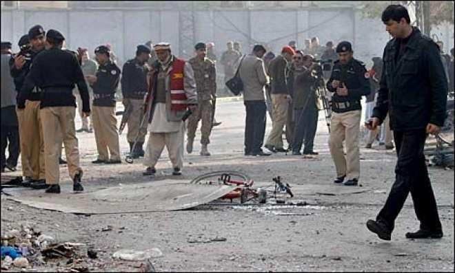 راولپنڈی میں سیکیورٹی چیک پوسٹ پر خودکش حملہ، 6 اہلکاروں سمیت 13 افراد ..