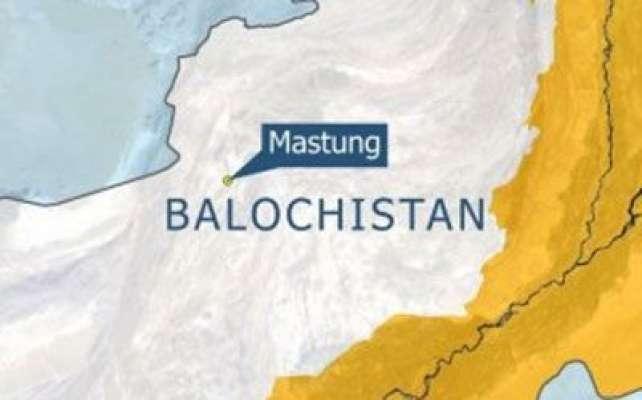 مستونگ میں زائرین کی بس پر حملے میں 22 افراد جاں بحق، متعدد زخمی، شیعہ ..