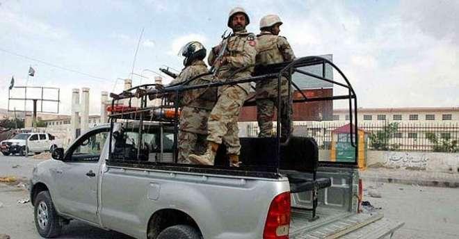 مستونگ،ایف سی،پولیس کا سرچ آپریشن،3 دہشتگرد گرفتار
