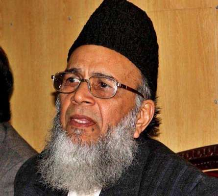خدشات کے باوجود مذاکراتی عمل کو کارگر سمجھتے ہیں: منور حسن