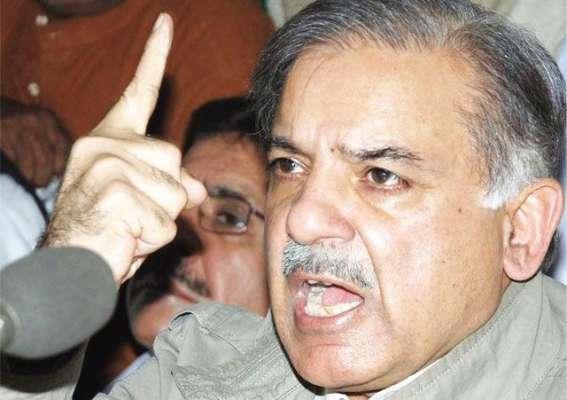 بلوچستان میں بھارت دہشتگردی کروا رہاہے، شواہد موجود ہیں، شہباز شریف