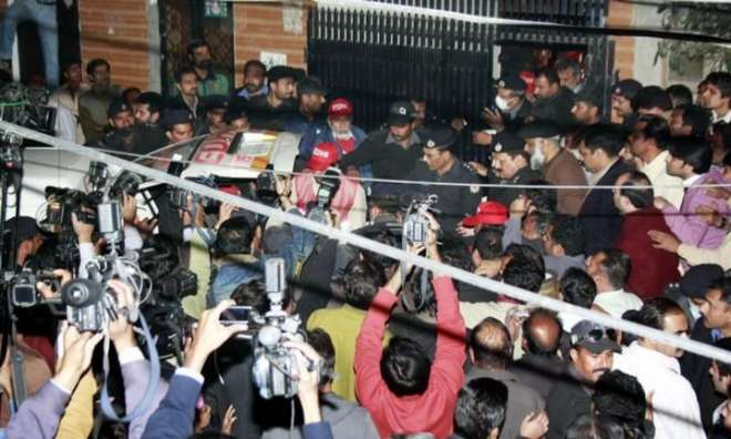 لاہور میں 8 افراد کے قتل کی ابتدائی رپورٹ مکمل، 7 افراد کی موت تشدد سے ..