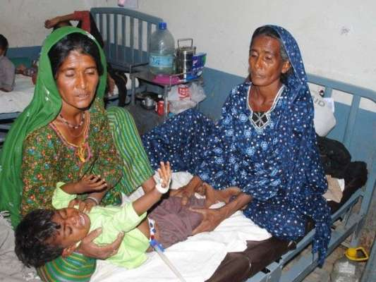 سندھ حکومت نے تھر متاثرین کی مدد کیلئے پنجاب کی پیشکش ٹھکرا دی