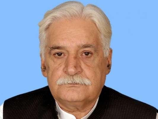 تحریک انصاف نے حکومتی کمیٹی میں گلزار خان کو اپنا نمائندہ مقررکردیا