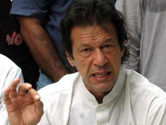 مذاکرات ناکام ہو جائیں تو پوری قوم لڑنے کیلئے تیار ہے: عمران خان
