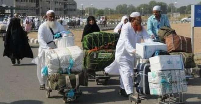 بھارت میں ایک لاکھ 36ہزار حج درخواستوں کی وصولی کا مرحلہ کل مکمل ،پاکستان ..