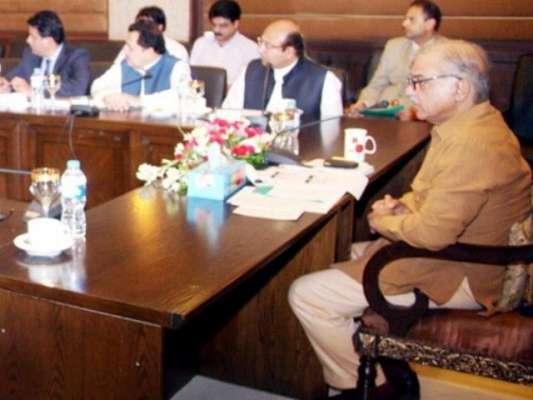 پنجاب حکومت کا صوبے میں ہائیرایجوکشن کمیشن بنانے کا فیصلہ