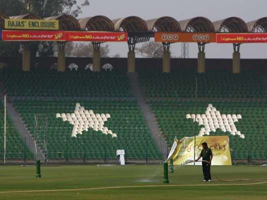 پاکستان میں انٹرنیشنل کرکٹ بحال،قطر کی ٹیم پیر کو میچ کھیلے گی،رانا ..