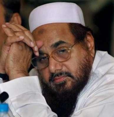 ملک میں فرقہ واریت اور تشدد انتہا پر پہنچ گیا، حافظ محمد  سعید