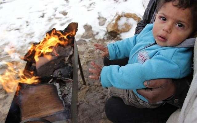 چترال میں سردی سے نمونئے کاشکار14بچے جاں بحق،عمریں ایک ماہ سے ایک سال ..